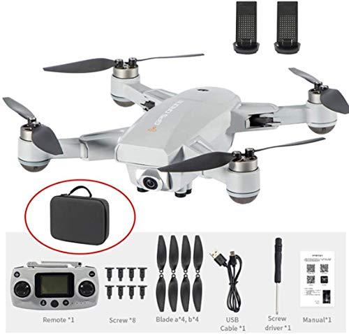 Absir X16 Drone GPS Posicionamiento 6K Cámara HD, Quadcopter con bolsa Control remoto Aerial Fotografía UAV (2 baterías)