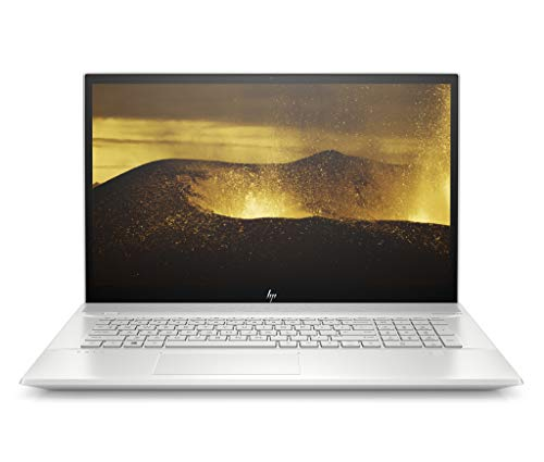 HP Envy 17-ce1210ng (17,3 Zoll / Full HD) Laptop (Intel Core i5-10210U, 16GB DDR4 RAM, 512GB SSD, Nvidia GeForce MX250 2GB GDDR5, Windows 10) silber, Fingerabdrucksensor