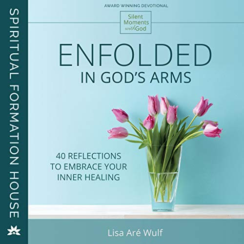 Enfolded in God's Arms audiobook cover art