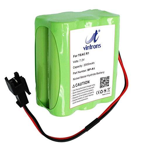 Ni-MH Battery Pack Fits Tivoli iPAL, PAL, MA-1, MA-2