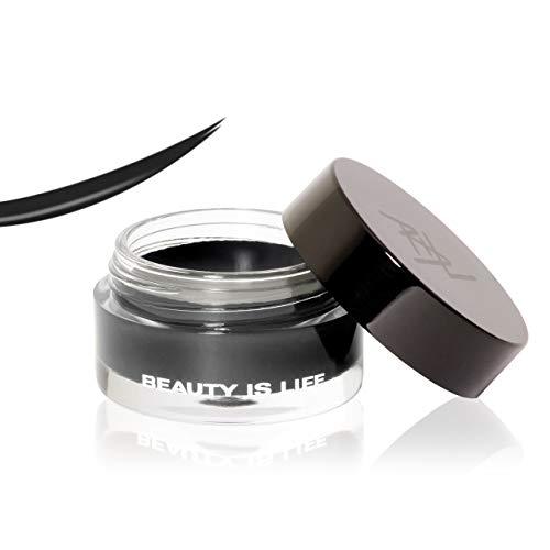 Beauty Is Life Cream-Liner Creme Gel Eyeliner Schwarz Ohne Parabene Ohne Silikone (1 x 6g)
