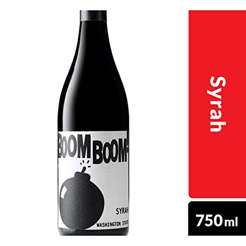 Charles Smith Wines Boom Boom Syrah Washington State 2016 trocken (1 x 0.75 l)