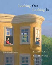 Looking Out, Looking In (with CD-ROM and InfoTrac) (Available Titles CengageNOW)