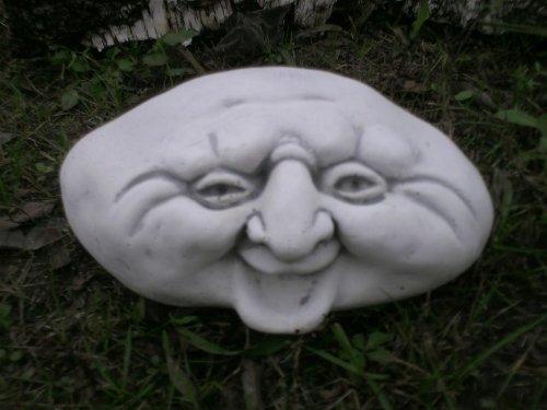 Tomco Stone Figur Blasius lachend