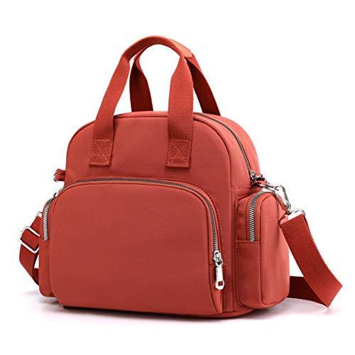 xiangqian Nylon Women Backpacks Anti Theft USB Charging Bags Nylon Women's Backpacks Anti Theft USB Charging Waterproof Bags for Teenage Girls Travel Bag