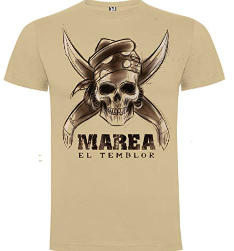 Desconocido Camiseta Marea (XXL)