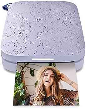 HP Sprocket 2nd Color LED Edition Instant Photo Printer