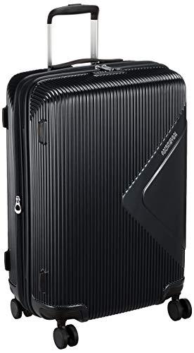 [アメリカンツーリスター] スーツケース キャリーケース モダンドリーム スピナー 69/25 エキスパンダブル TSA 保証付 70L 68.5 cm 3.7kg ブラック