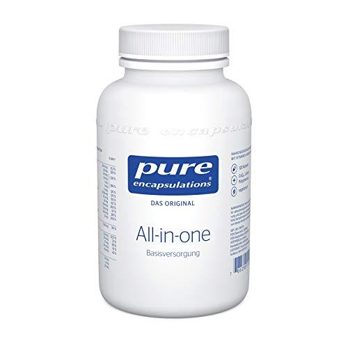 Pure Encapsulations - All-in-one - Umfassendes Multivitamin für jeden Tag - 120 vegetarische Kapseln