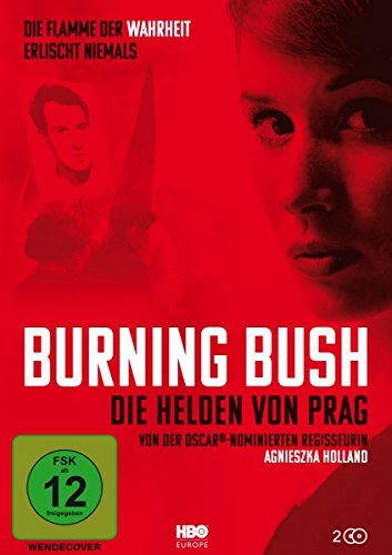 Burning Bush - Die Helden von Prag (2 DVDs)