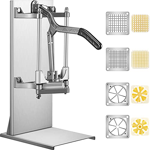VEVOR Commercial French Fry Cutter