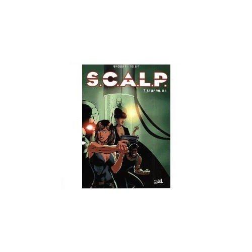 Scalp -Tome 2 - Ragarok zen