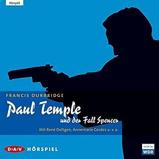 Paul Temple und der Fall Spencer Titelbild