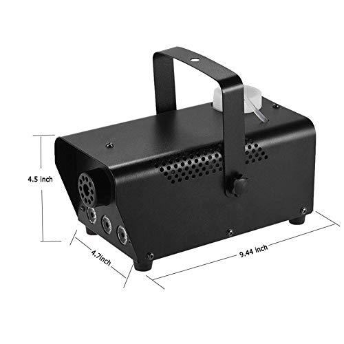 Goodtimera Nebelmaschine Erfahrungen & Preisvergleich