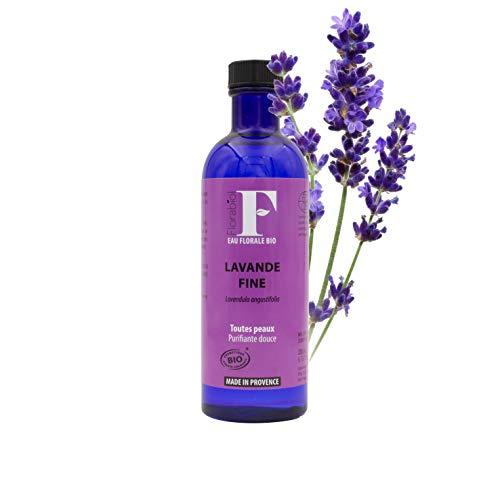 Florabiol - Eau Florale de Lavande Fine Bio 200ml...
