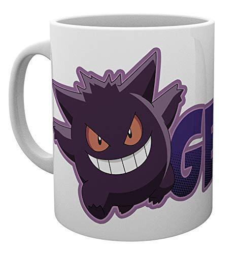 GB Eye LTD, Pokemon, Halloween Gengar, taza