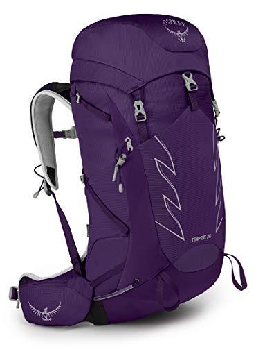 Osprey Tempest 30 Mochila de senderismo para Mujer  Morado  Violac Purple   Talla WM