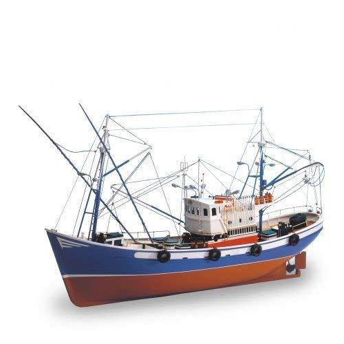 Artesanía Latina 18030. Maqueta de barco en madera Carmen