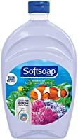 Softsoap Liquid Hand Soap Refill, Aquarium Series, 1.47 L