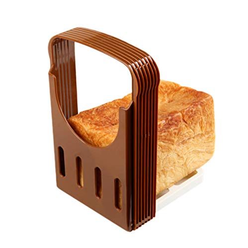 OFKPO Faltbare Brot Schneiden,Manuell Brot Allesschneider Küche Werkzeuge