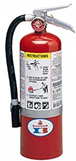 5 lb ABC Stard Line Extinguisher w/ Wall Hook 22435 Fire Safety Detection