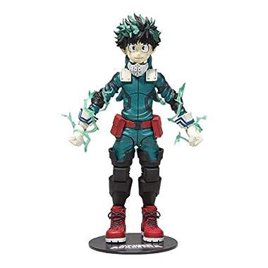 McFarlane Toys My Hero Academia Izuku Midoriya Action Figure