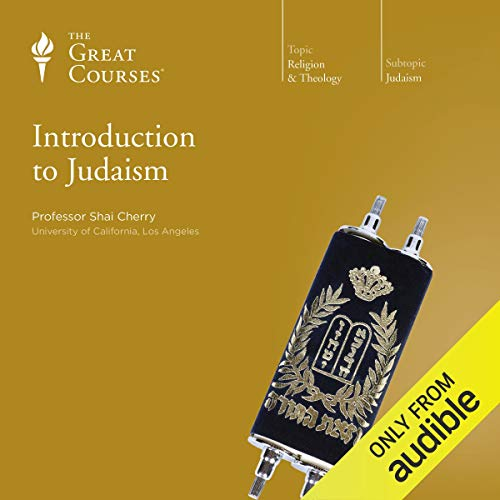 Introduction to Judaism cover art