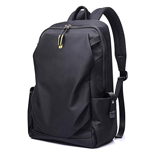 Laptop rugzak - mode zakelijke reizen anti-diefstal 15.6-inch rugzak met USB opladen/koptelefoon poort, waterdichte college computer tas werk rugzak mannelijk/vrouw