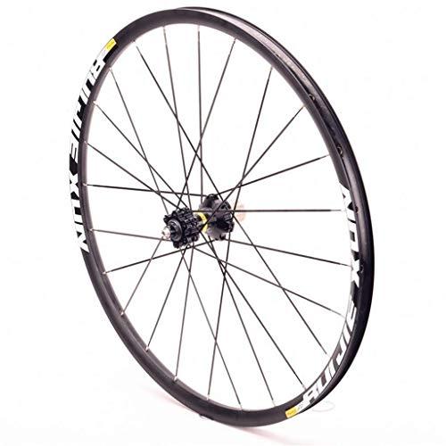 ZHTY 700c Hinterrad für doppelwandige Rennradfelgen Schnellspanner 24H 8-11-Gang-Kassettennaben-Scheibenbremse