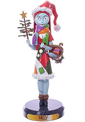 Kurt Adler 10' Nightmare Before Christmas Sally Nutcracker Standard