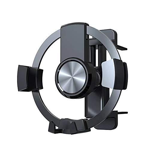 supporto cellulare auto juke Supporto per cellulare per fori di ventilazione rotondi Supporto per auto Mercedes Benz FIAT 500 ibiza protezione contro il supporto per cellulare per iPhone