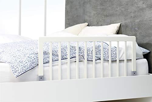 BABY DAN Barrière de sécurité pour lit en bois - 45 x...