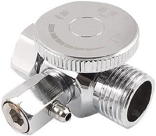 La válvula de control del calefactor Regulador DealMux 21mm Rosca macho Agua fresca caliente Temperatura