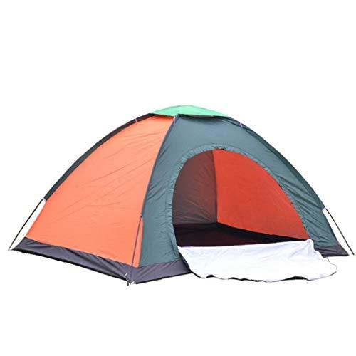 Tienda de campaña, Ligero Impermeable Refugio de protección UV Sun Dome al Aire Libre Carpa Carpa fácil instalación para la Persona 2-3 Senderismo Jardín