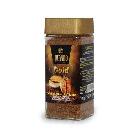 Café Jurado - Café soluble Liofilizado