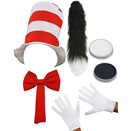 0207VP73XHB Childs Crazy Cat Deluxe Chapeau DE DÉGUISEMENT pour Enfant DE 8 À