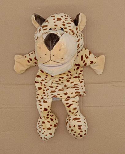 Suave Regalos 35cm animal de la historieta marioneta de mano de elementos primarios y secundarios del juego de la muñeca animal del león elefante cerdo Appease Juguetes de cumpleaños for niños