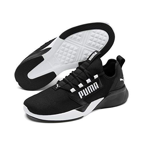 Puma Retaliate, Zapatillas de Running Hombre, Black, 43 EU