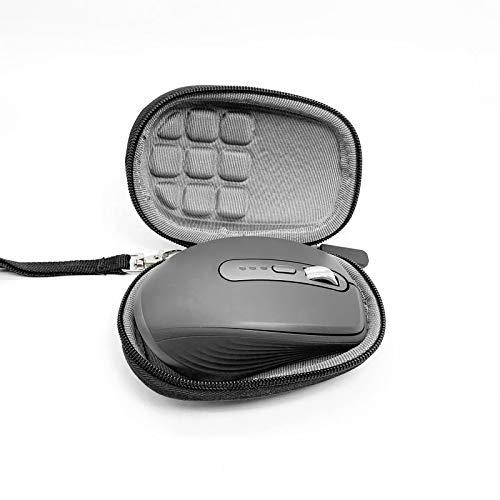 Hülle Ersatz für Logitech MX-Anywhere 3 Gen Wireless Mobile Mouse Schutz, Tragbare Case Tasche Handtasche, Tragetasche Handtasche Tasche Abdeckung Protective Cover Schutzhülle