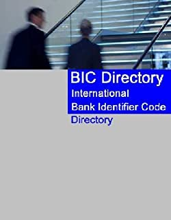 BIC Directory; International Bank Identifier Code Directory