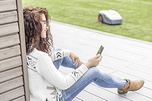 AL-KO Mähroboter Robolinho 500 I mit Smart Garden Anbindung – App Steuerung - 8