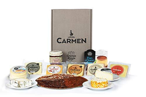GOURMET Spezialitäten Farm Rinya Käse Sortiment Iberischer Süßigkeiten und Desserts