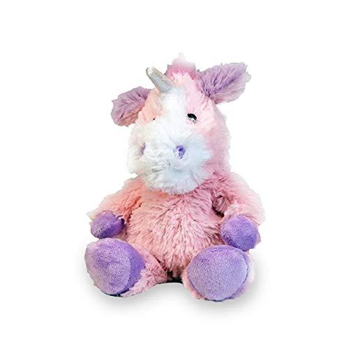 Intelex Warmies Microwavable French Lavender Scented Plush Jr Unicorn