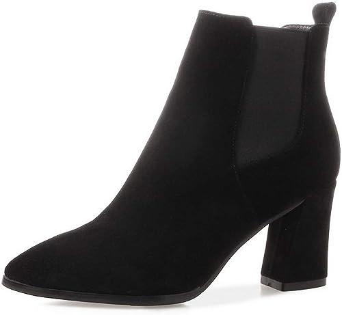 AdeeSu SXE04001, Sandales Sandales Compensées Femme - Noir - Noir, 36.5  vente au rabais