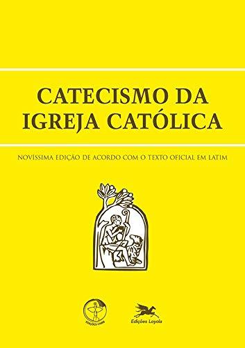 Catecismo da Igreja Católica (bolso com capa cristal): Edição Típica Vaticana - dimensões: 12cm x 17cm (larg x alt)