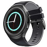 NotoCity Compatible con Samsung Gear S2 Pulsera de Silicona Correa de Reloj de Repuesto Deportivo...