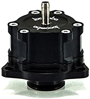 Boomba Racing Full Recirculating Bypass Valve Black for 2016+ Ford Focus RS