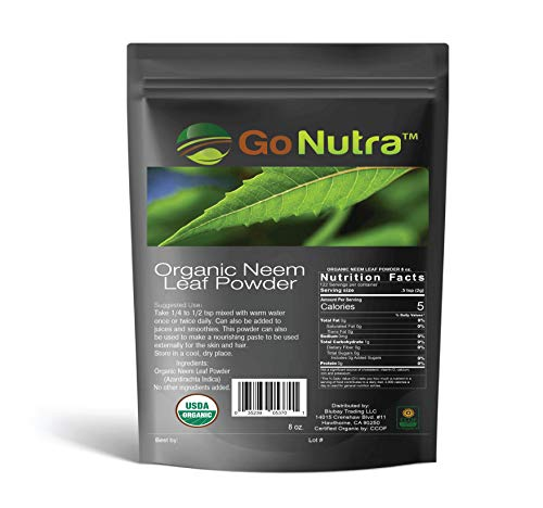 Neem Powder Organic | India Neem Po…