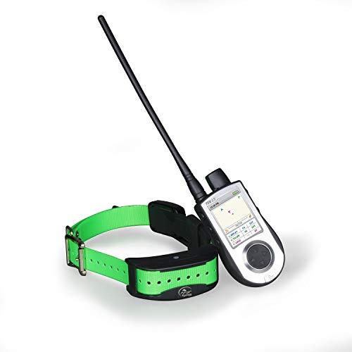SportDOG TEK 1.5 GPS Ortungssystem, wasserdichtes Ortungsgerät für Hunde mit Handgerät und Empfängerhalsband