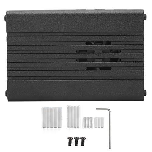 Redxiao Stabile Abdeckung, Schutzbox für Kühlfunktion, leichtes Zuhause für Desktop-Bürocomputer